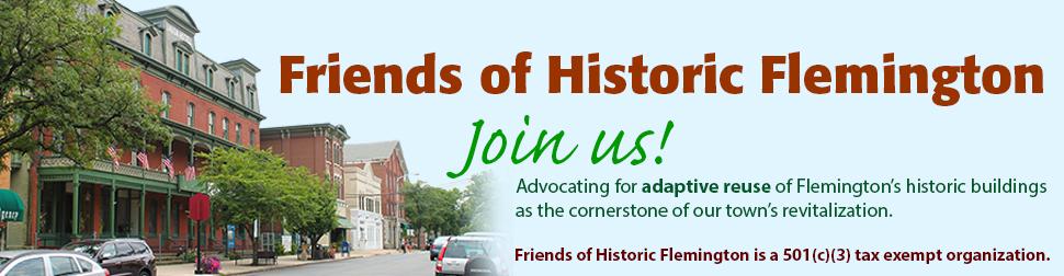 Friends of Historic Flemington